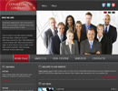 Consulting company easy flash - Free templates