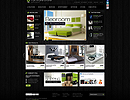 OS23130006 Furniture Store - osCommerce, ECOMMERCE FLASH website templates