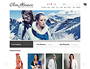 OS23130010 Clean Glamoure - osCommerce, ECOMMERCE FLASH website templates