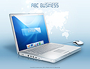 ABC Business - Easy flash templates, PC Repair FLASH website templates