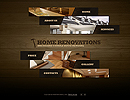 Home Renovations - Easy flash templates, EASY FLASH website templates
