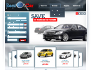 Rent Car HTML - HTML template, frontpage flash templates