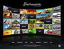 Photo Portfolio - Photo/Video XML flash , Video Gallery Admin flash templates