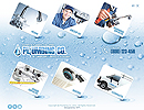 Plumbing - Easy flash templates, FULL FLASH website templates