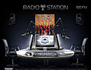 Radio Station - HTML5, SPECIAL FLASH flash templates