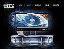 Tv Station - HTML5, SPECIAL flash templates